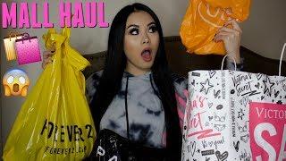BACK TO SCHOOL CLOTHING (MALL HAUL) | Megan Mauk ♡