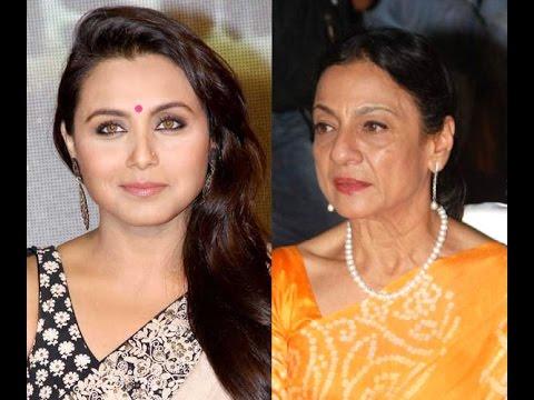 Tanuja: I wasn't invited to Rani Mukerji's wedding!- my review