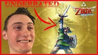 Skyward Sword   Most Underrated Zelda Game - ThePowerBauer2