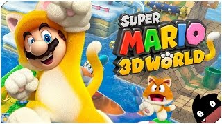Super Mario 3D World - 27 -  El castillo japones!!