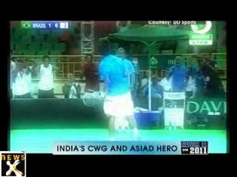 Newsmakers 2011 - Somdev Devvarman