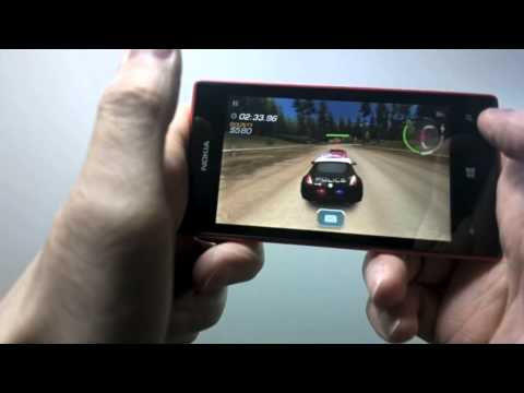 Nokia Lumia 520 Hands-on and Games Review