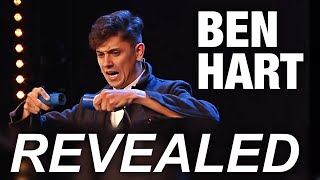 Ben Hart: BGT 2019 Audition Magic Trick REVEALED