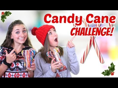 Candy Cane Challenge | Brooklyn & Bailey