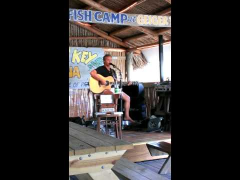 "CW Colt playing ""Next to You"" At Geiger Key Marina"