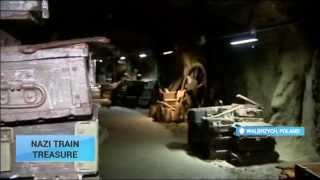 Nazi Gold Train: 'Treasure' train evokes local myths in southwestern Poland