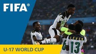 Match 25: Ghana v India – FIFA U-17 World Cup India 2017