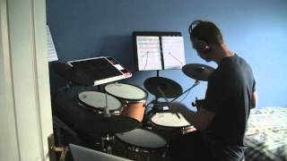 Fall Out Boy - Just One Yesterday - Drum Cover (DrummerMattUK)