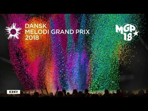 Sandra - Angels To My Battlefield (Dansk Melodi Grand Prix 2018)