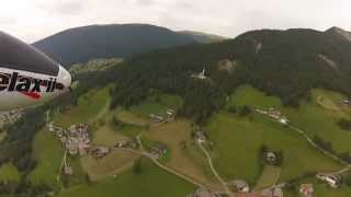 RC Relax II with Gopro Hero 3  HD
