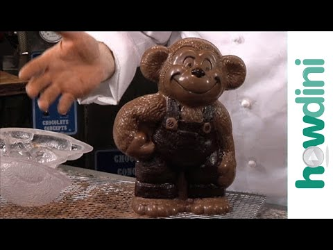 How To Make A Chocolate Monkey