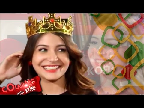 Couching with Koel: Getting personal with Anushka Sharma