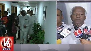 Minister Kadiyam Srihari Meets Union Minister Prakash Javadekar In New Delhi
