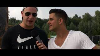DJ Mag NL meets Radical Redemption!