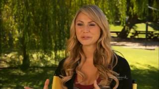 Stacy Keibler  On Location of