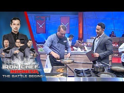 download lagu IRON CHEF - Bahan Kali Ini Merupakan Bahan Yang Gampang Untuk Chef Crish 19 NOVEMBER 2017 gratis