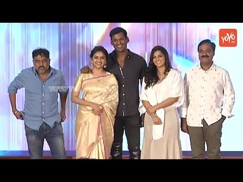 Pandem Kodi 2 Trailer Launch Event Full Video | Vishal | Keerthi Suresh | Varalaxmi | YOYO TV