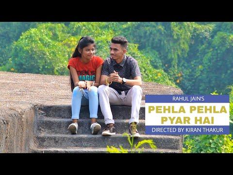 Pehla Pehla Pyar Hai - Rahul Jain | Cover | Hum Aapke Hain Koun | Morya Creation | Love Song