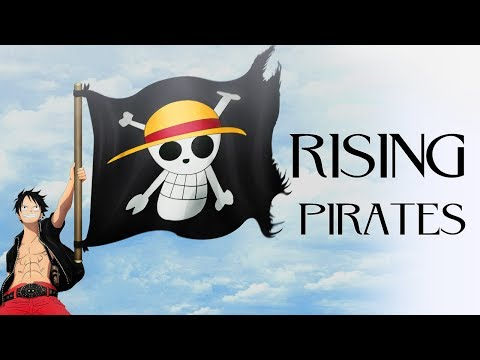 One Piece Amv - Rising Pirates
