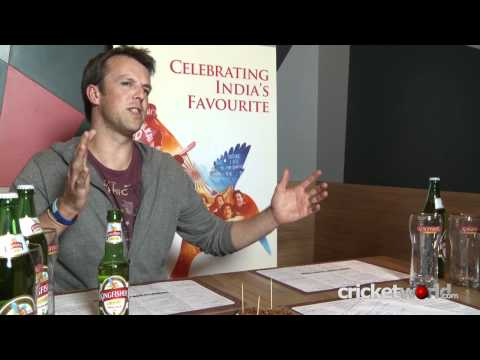 Cricket World TV - Graeme Swann Interview - In Association With Kingfisher