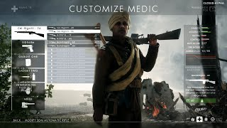 Battlefield 1 - Who said medics are useless?