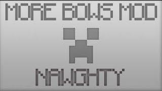 Minecraft Mod Showcase: More Bows 1.3.1 Amazing Mod!