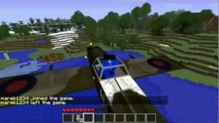 [Minecraft]Letadla