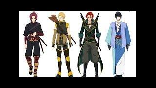 News Samurai Love Ballad: Party Net Anime Casts Toshiki Masuda, Takashi Kond?