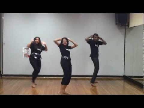 Natya Bollywood - 2nd Online Workout   Chikni Chameli  video