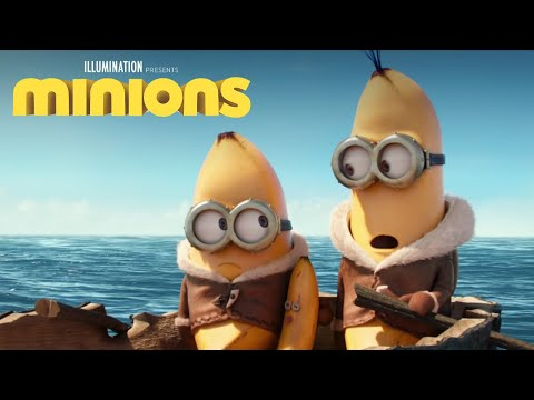 Minions - The Overall Journey (hd) - Illumination video