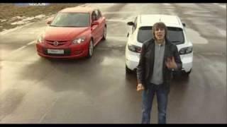 Mazda 3 MPS - Наши тесты 2007