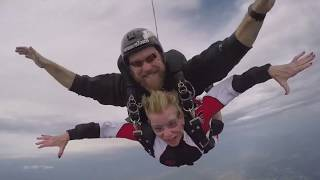 Linda McMahon Goes Skydiving On Her 70th Birthday!