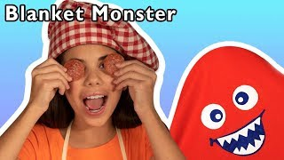 🔴 LIVE:  Blanket Monster | Mother Goose Club Dress Up Videos
