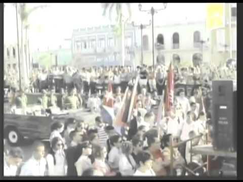 Cuba: llega a Sancti Spíritus Caravana de la Libertad