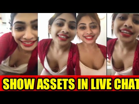 Reality vs slowmotion|| Srilankan Actress piumi Hansamali Saw her boobs in live chat|| hot scenes thumbnail