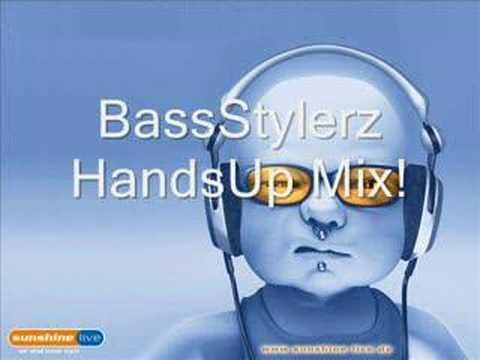 Techno Mix/Handsup (By BassStylerz) Music Videos