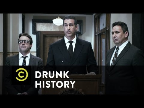 Drunk History: Martin Luther King Jr. and J. Edgar Hoover