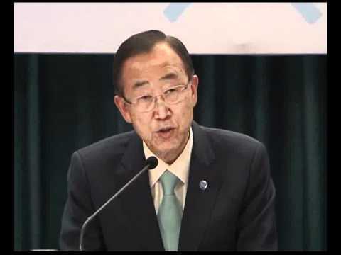 Interview: UN's Secretary General: Ban Ki-Moon