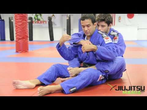 Jiu Jitsu / BJJ Technique: Defending Your Back Image 1