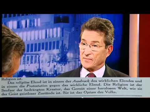 1. (00:00) ARD - Bericht aus Berlin, 18. April 2010 Guido Westerwelle versichert dem südafrikanischen Vizepräsidenten Kgalema Motlanthe, der Karl Marx als de...