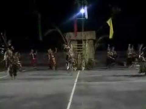Murung Raya Dance 2 Part 1