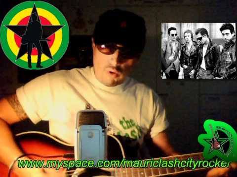 Garageland - The Clash - Cover By Mauri Clash City Rocker