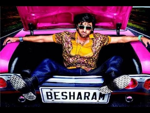 Ranbir Kapoor being Besharam | Official Trailer and Music Launch Event