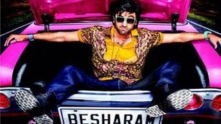 Besharm - Ranbir Kapoor being Besharam | Official Trailer and Music Launch Event