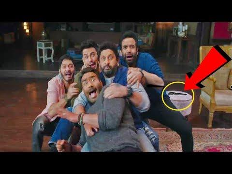 (29 Mistakes) In Golmaal Again - Plenty Mistakes In Golmaal Again Full Hindi Movie | Ajay Devgn thumbnail