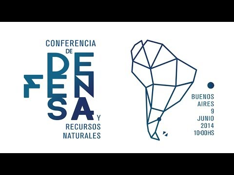 Conferencia de Defensa y Recursos Naturales
