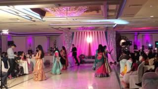 Ananya sweet 16 girls dance 2015