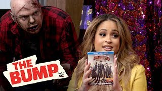 Kayla Braxton gets a scary Royal Rumble surprise: WWE's The Bump