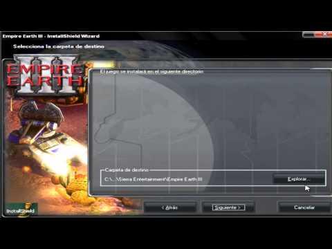 Como descargar Empire Earth III