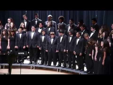 Altus High School Choir Spring Concert May 12, 2014 Part 4